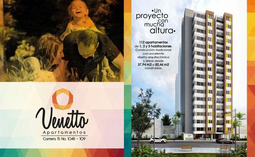 Venetto Apartamentos